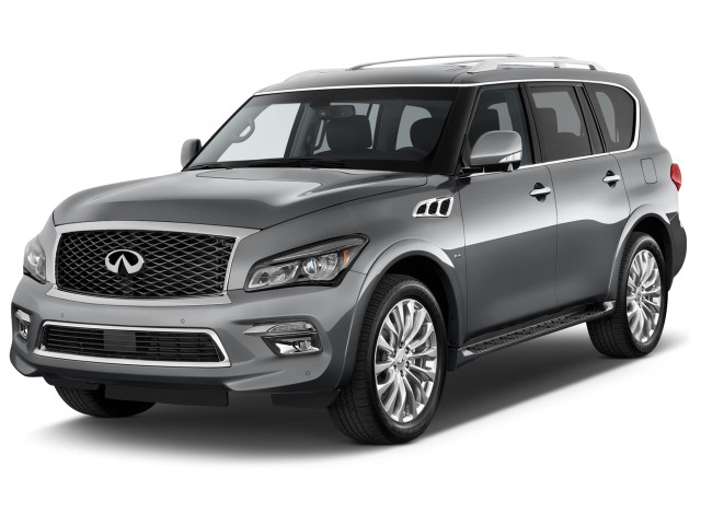 2016 Infiniti Q60 Convertible >> 2016 INFINITI QX80 Review, Ratings, Specs, Prices, and Photos - The Car Connection