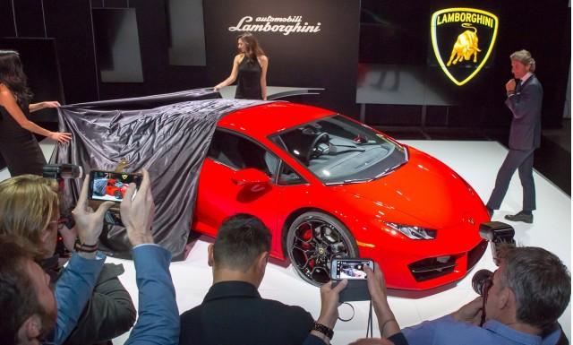 2016 Lamborghini Huracán LP 580-2