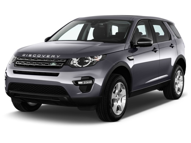 2016 Land Rover Discovery Sport Review, Ratings, Specs, Prices, and Photos - The Car Connection