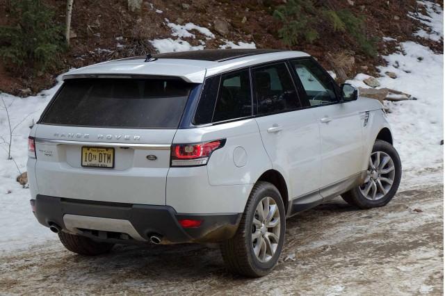 2016 Land Rover Range Rover Sport Hse Td6 Fuel Economy