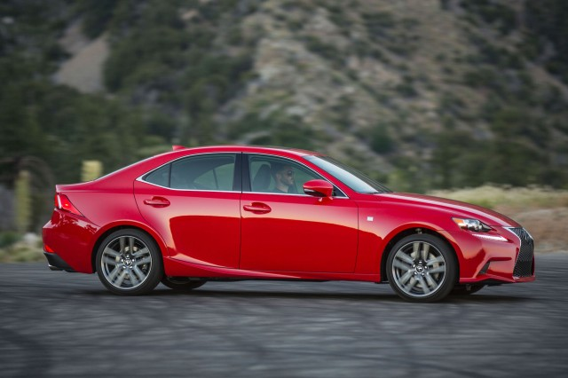 2016 lexus is review, ratings, specs, prices, and photos - the car
