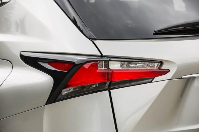 2016 Lexus NX 200t F-Sport