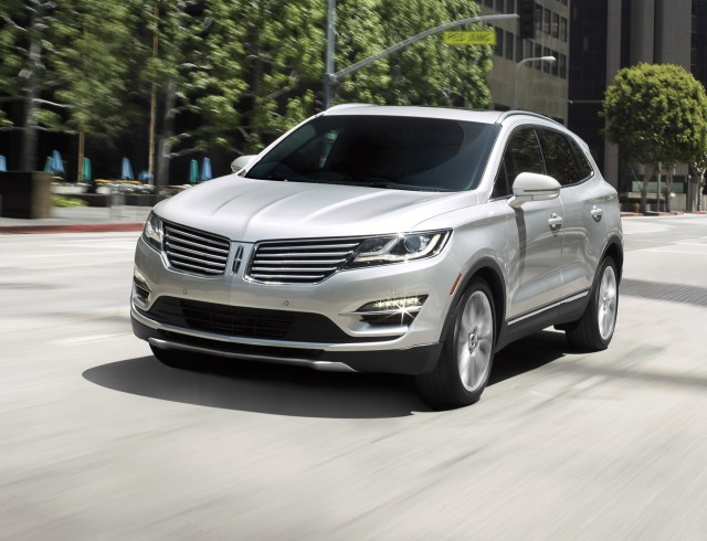 2016 Lincoln Mkc Review Ratings Specs Prices And Photos The
