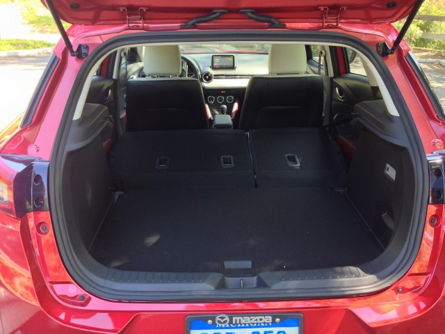 2016 Mazda CX-3 - First Drive, July 2015