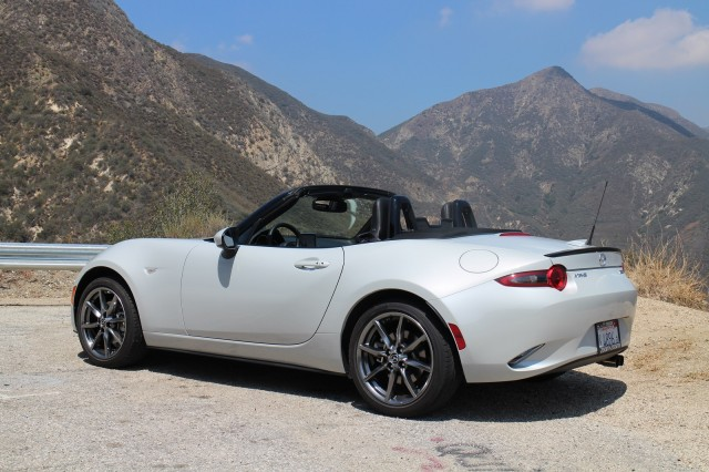 2016 Mazda Mx 5 Miata Drive Southern California July 2017
