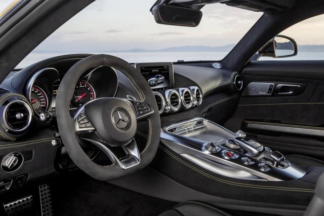 2016 mercedes-amg gt, gt s preview, live photos: affalterbach's