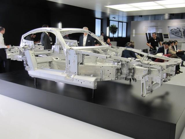 2016 Mercedes-Benz AMG GT world debut, Affalterbach, Germany, Sept 2014