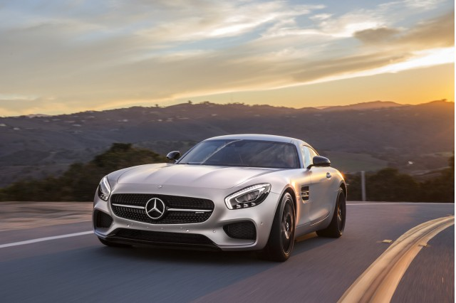 Mercedes prices new AMG GT from $112,125