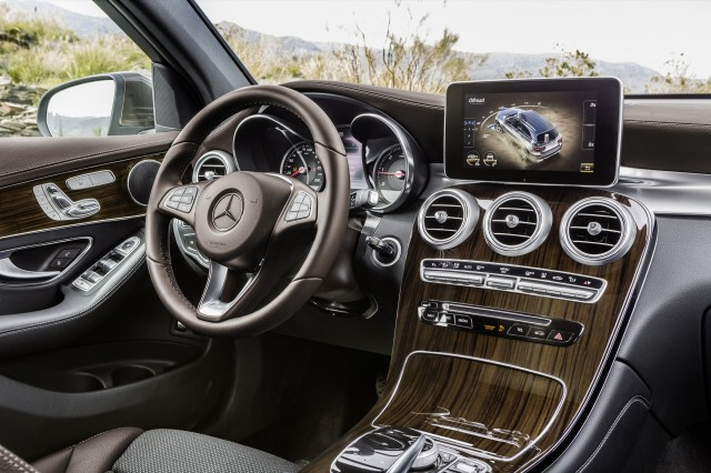 2016 Mercedes Benz Glc Cl