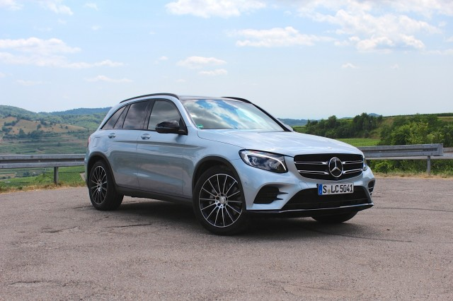 2016 Mercedes Benz Glc Cl First Drive July 2017