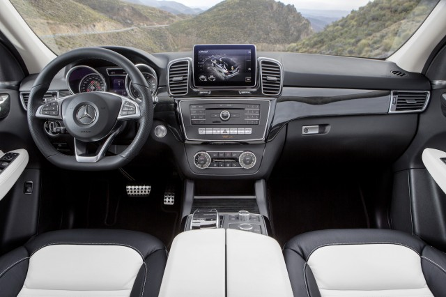 2016 Mercede-Benz GLE300d