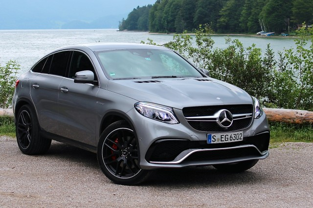 2016 Mercedes GLE Coupe, 2016 Lincoln MKX, Malloy Hoverbike: Car ...
