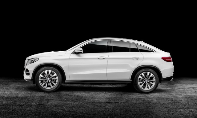 2016 Mercedes-Benz GLE Coupe