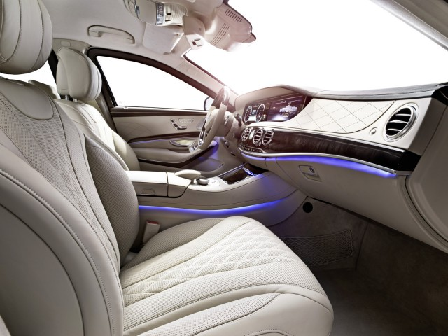 2016 Mercedes-Benz S550e Plug-In Hybrid