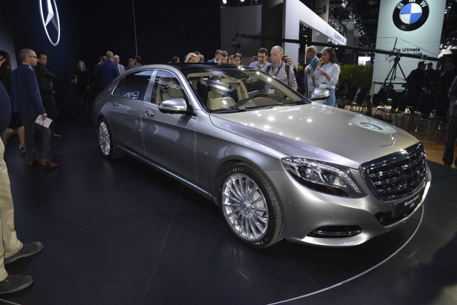 Mercedes-Maybach S600 Monthly Sales In China Almost Top Worldwide ...