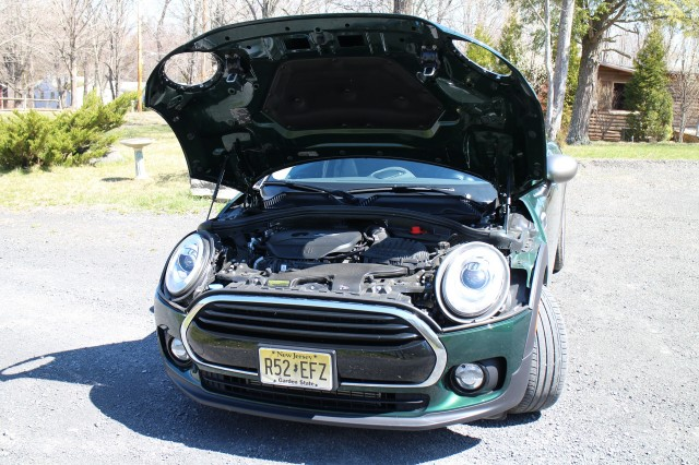 2016 Mini Cooper Clubman In New York S Hudson Valley Apr
