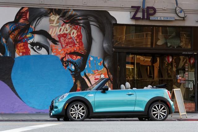 2016 MINI Cooper S Convertible