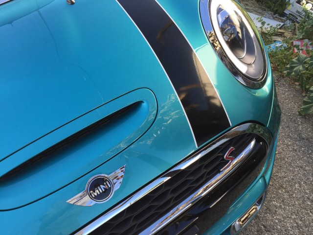 2016 MINI Cooper S Convertible  -  First Drive