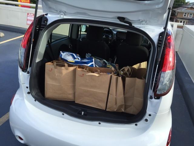2016 Mitsubishi i-MiEV Quick Drive