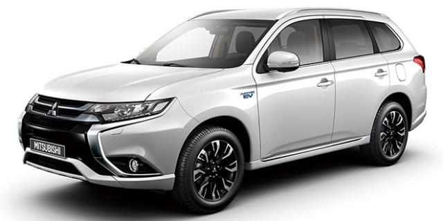2016 Mitsubishi Outlander Plug-In Hybrid (European spec)
