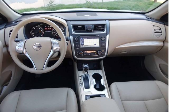 2016 Nissan Altima 2 5sl