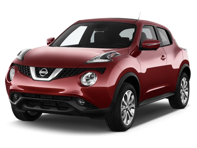 Nissan Juke Vs Jeep Renegade Compare Cars