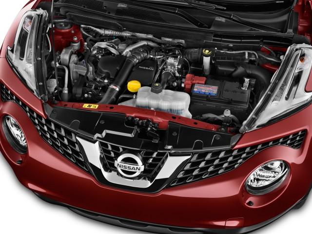 2016 Nissan Juke 5dr Wagon CVT S FWD Engine
