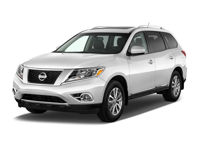 2016 Nissan Pathfinder Review Ratings Specs Prices And