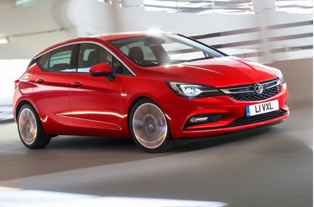 2016 Opel Astra leaked - Image via CarPassion