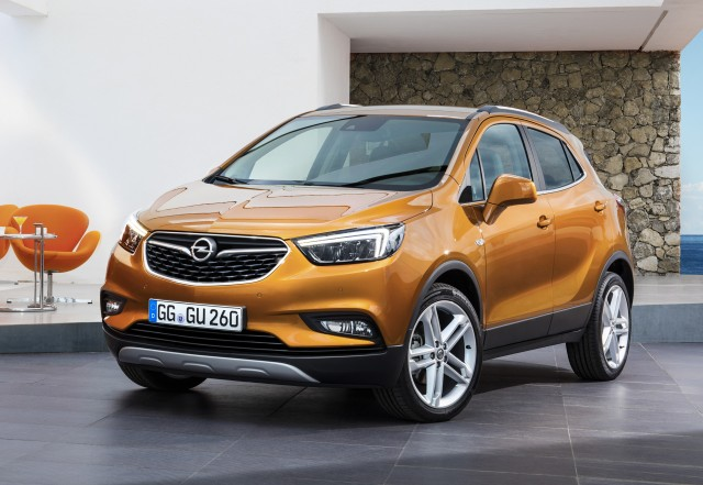 2017 buick encore previewed by opel mokka x. Black Bedroom Furniture Sets. Home Design Ideas