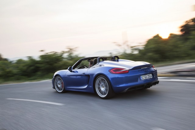 2019 Porsche 718 Boxster Spyder Spy Shots And Video