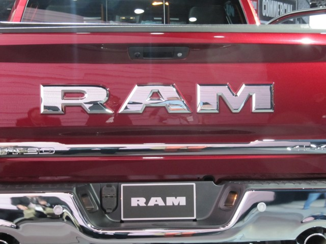 2016 Ram 1500 Laramie Limited, 2015 Chicago Auto Show