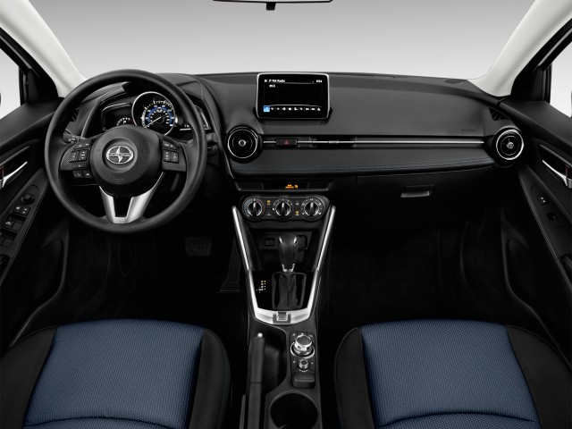 2016 scion ia gas mileage review of high mpg subcompact sedan