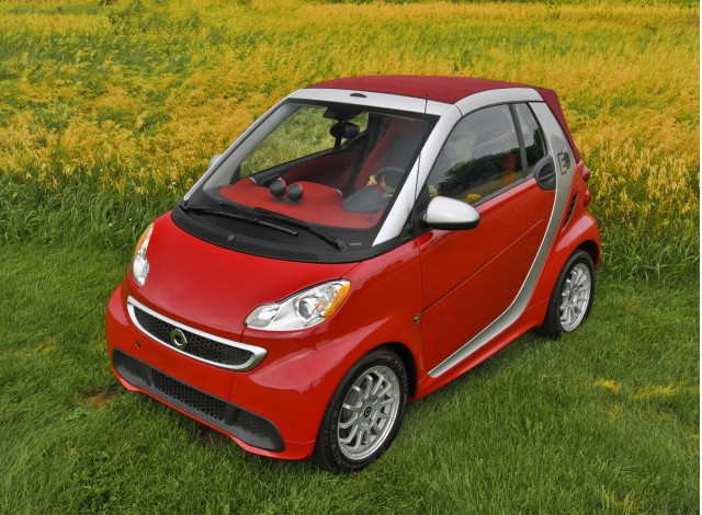 Electric smart car cost uk