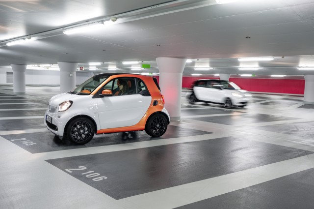 2016 Smart ForTwo (European version) - First Drive, Barcelona, Nov 2014