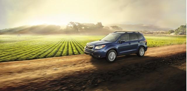 2016 Subaru Forester