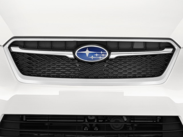 Grille - 2016 Subaru Impreza 5dr Man 2.0i