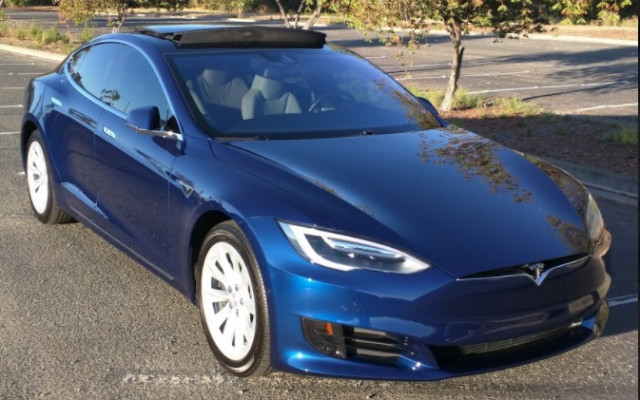2016 Tesla Model S [photo by owner Shiva]