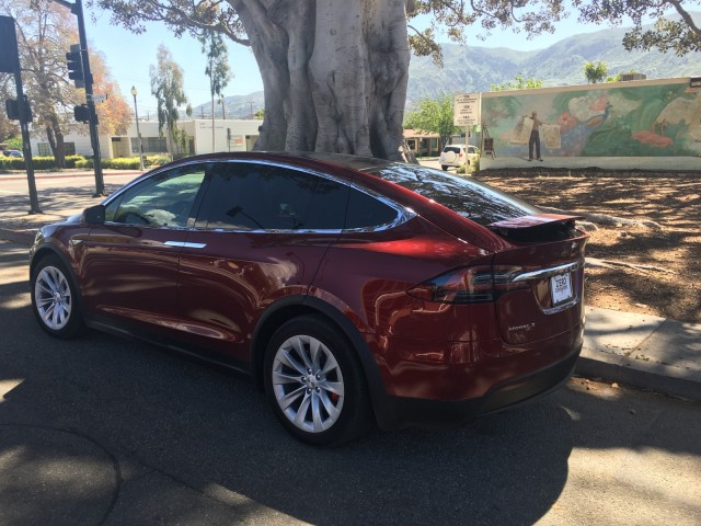 2016 Tesla Model X Owned By Ron Merkord March Photo David Noland