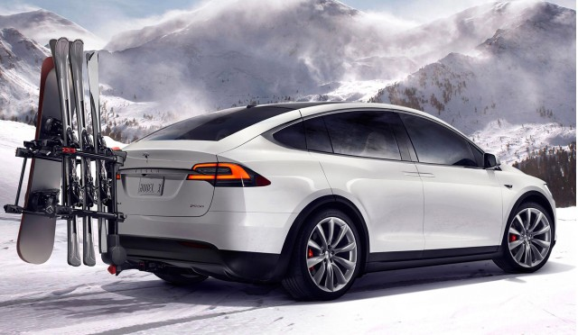Plug In Electric Car Sales In Canada July The Model X Factor