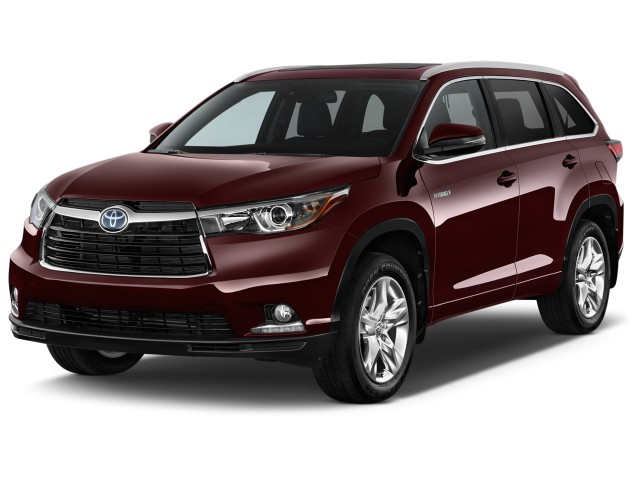 2016 toyota highlander pictures photos gallery the car connection Toyota highlander 2014 exterior