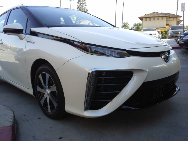 2016 toyota mirai priced at 57 500 with 499 monthly lease. Black Bedroom Furniture Sets. Home Design Ideas
