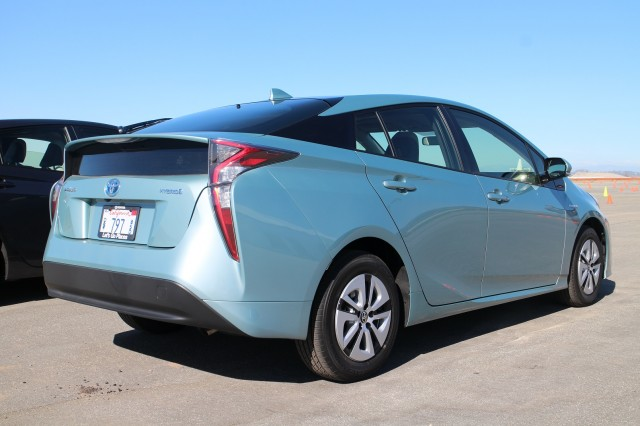 2016 Toyota Prius Most Fuel Efficient Car Without A Plug Ever
