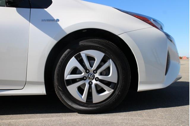 2016 Toyota Prius - first drive, Laguna Niguel, CA, Nov 2015