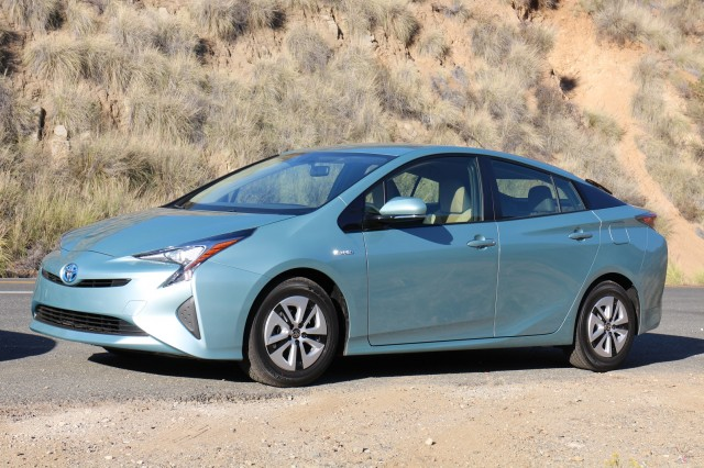 2016 Toyota Prius First Drive Of 56 Mpg Hybrid