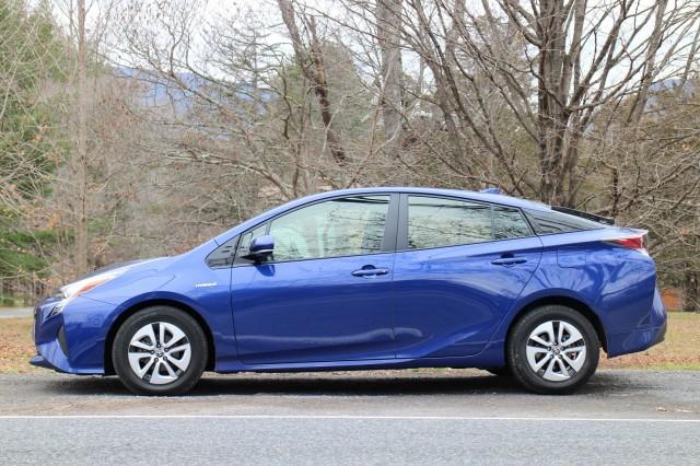 2016 Toyota Prius Catskill Mountains Ny Dec 2017