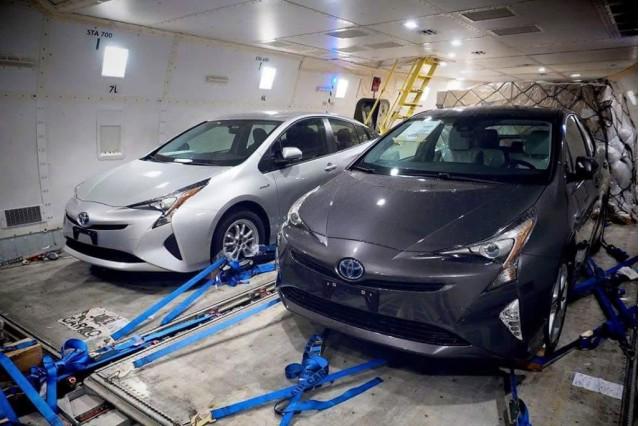 2016 Toyota Prius leaked - Image via Prius Club Malaysia