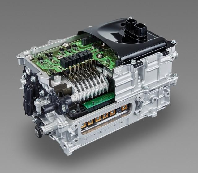 2016 Toyota Prius - power control unit