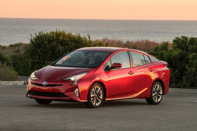 Lovely toyota Plug In Hybrid 2016