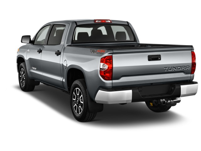 2016 Toyota Tundra Review Ratings